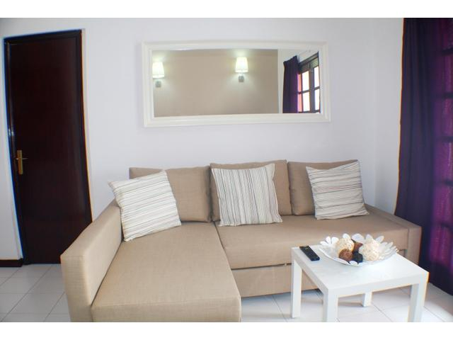 Living room - Club Atlantico, Puerto del Carmen, Lanzarote